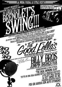 Breno let's swing!!!
