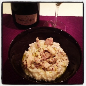 risotto coneche ronco calino 2008