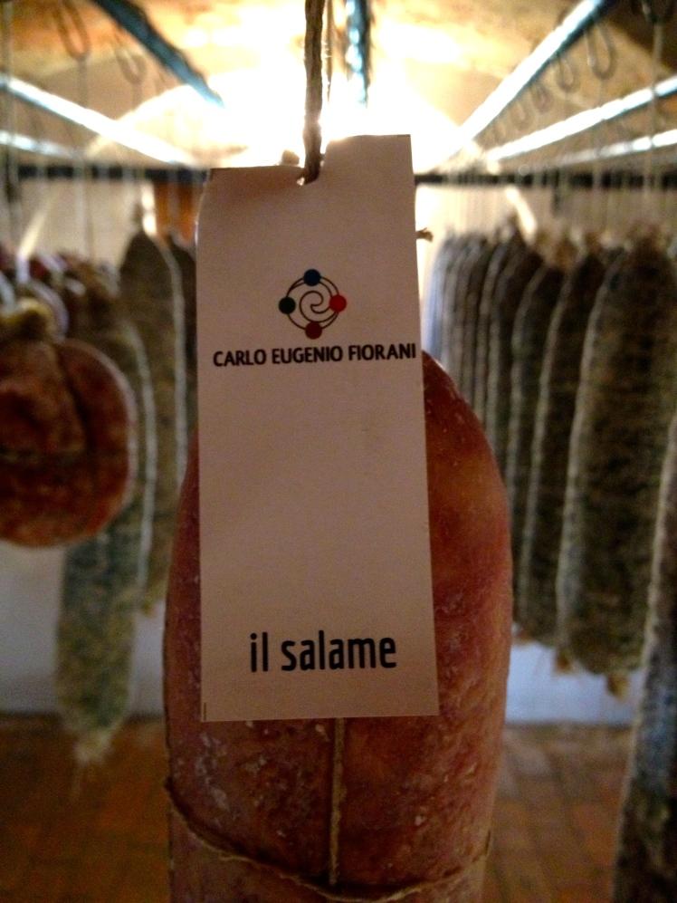 salame, food, carlo fiorani