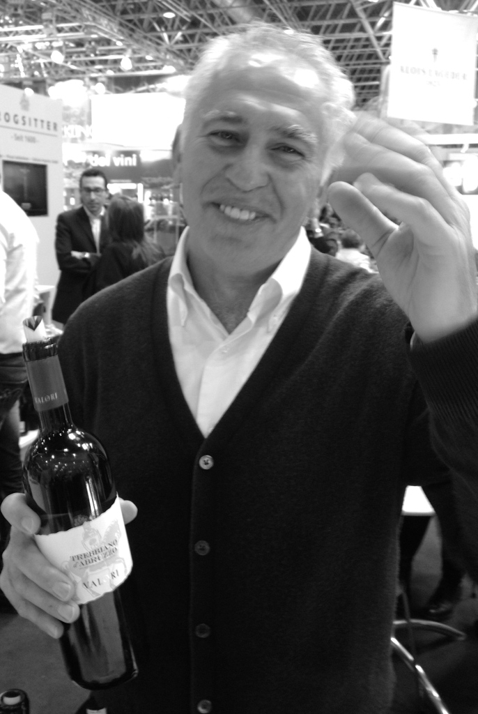 Luigi Valori, wine, Abruzzo, Montepulciano