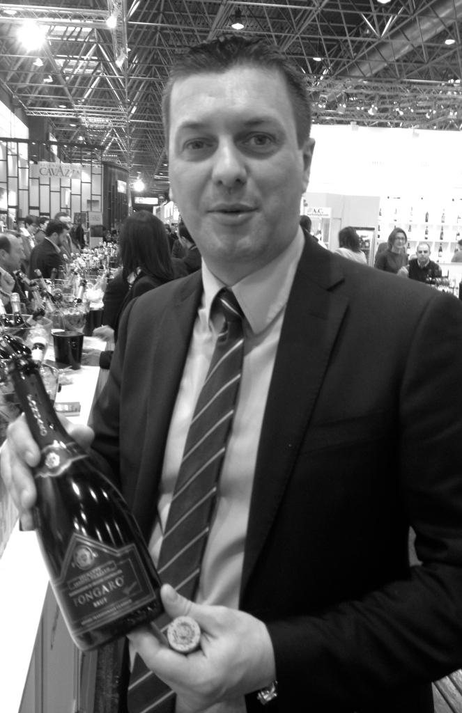 Matteo Fongaro, Durello spumante, wine