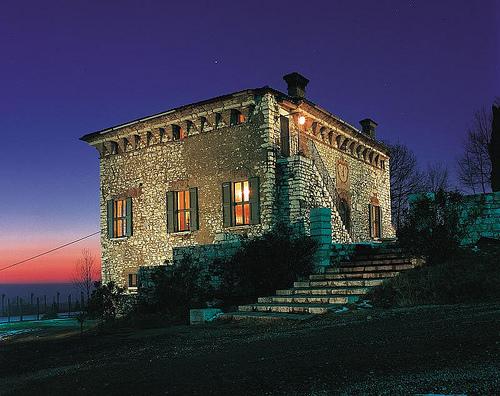 Brescia, Castello Malvezzi, Castello
