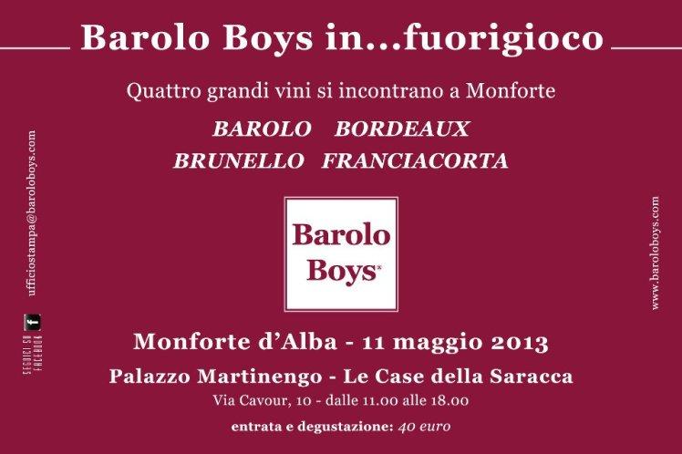 Barolo Boys, wine, italy, nebbiolo