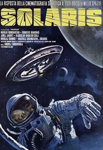 solaris, space, film