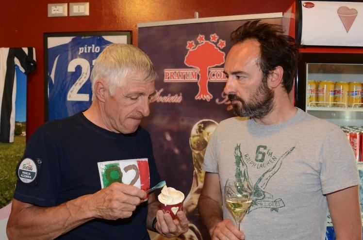 giro d'Italia, Francesco Moser, Giovanni Arcari