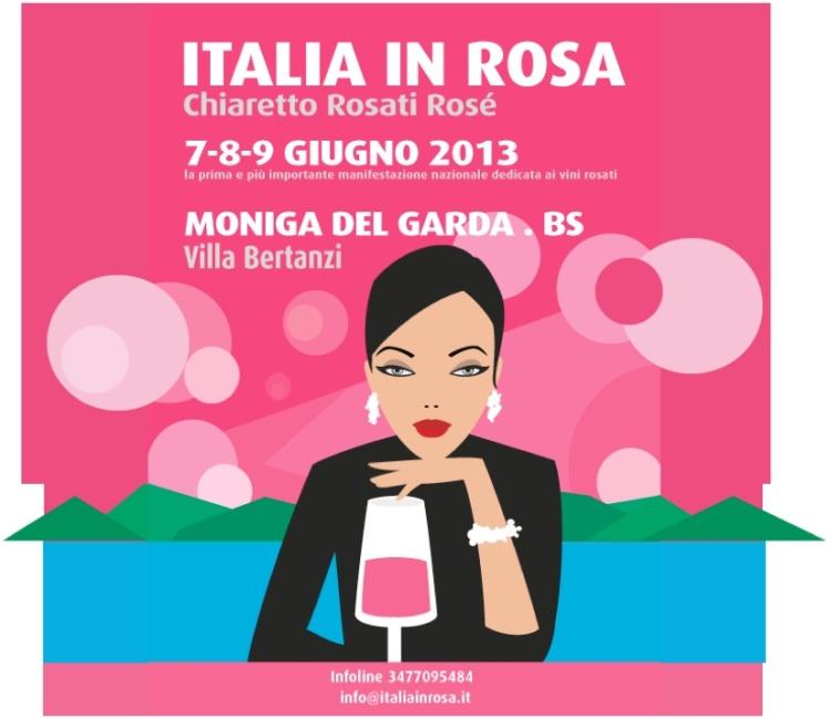 wine, rose wine