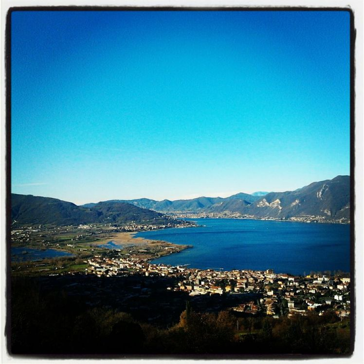 Ginepro, lake, water, Brescia