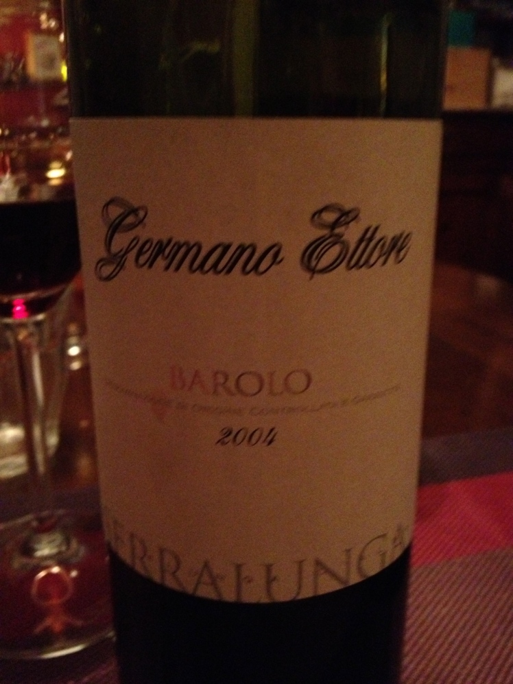 Barolo, Red Wine, Langhe