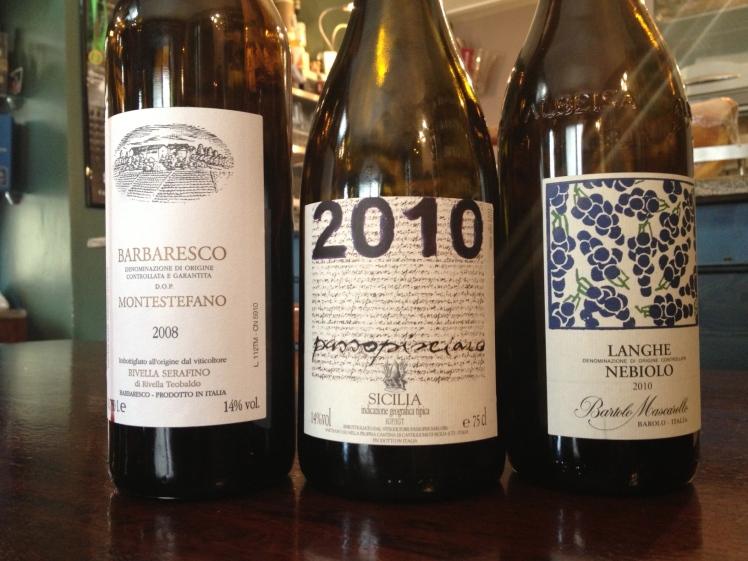 Barolo, Etna, Wine, Italy