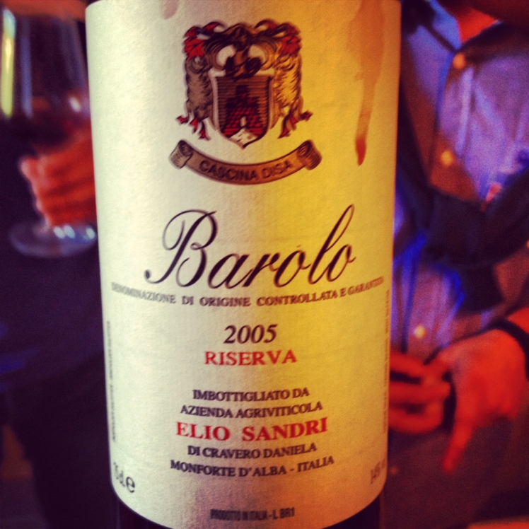 Barolo, Sandri, Wine, Italy travel