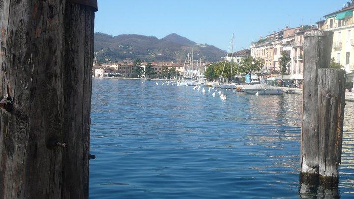 Garda Lake, Salò