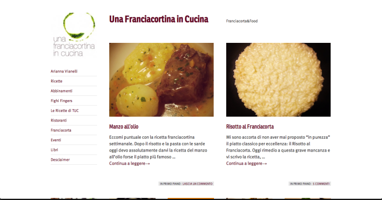 Food, Franciacorta, Wine