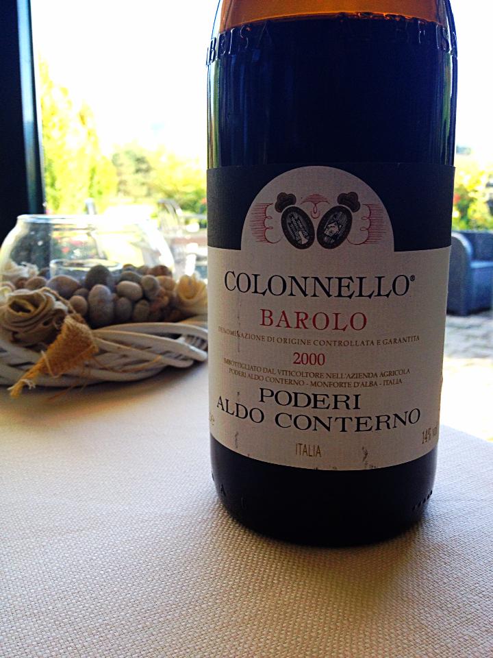 Barolo, Conterno, Wine, Italy Wine