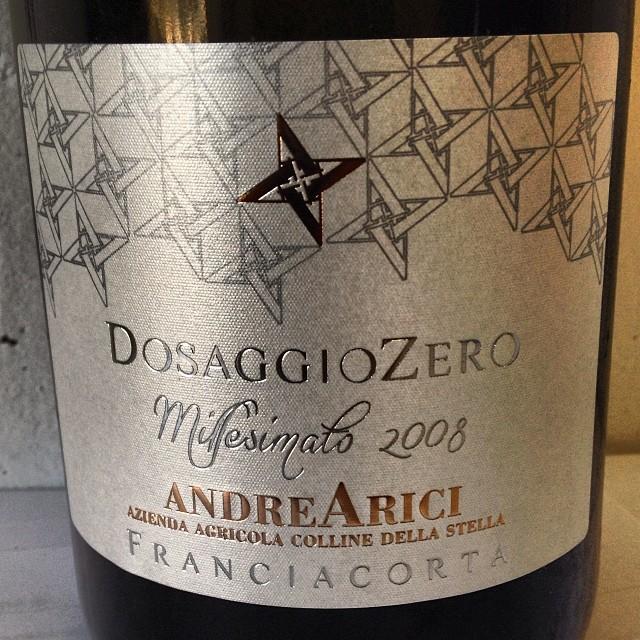 Franciacorta, Wine, Arici,
