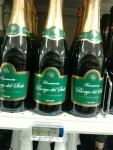 Sparkling italian wine