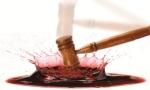 wine auction, Christie's