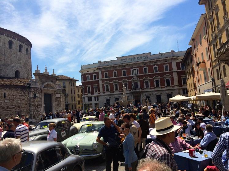 Mille Miglia, Brescia, Cars