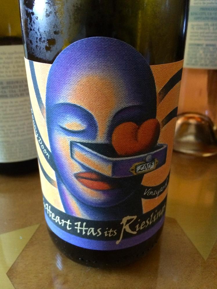 Wine, Bonny Doon, Santa Cruz, California