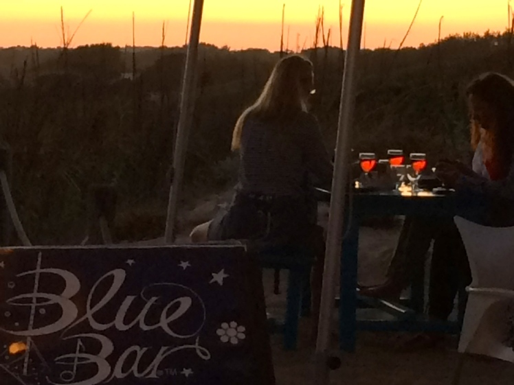 Sunset, Sea, Formentera, party