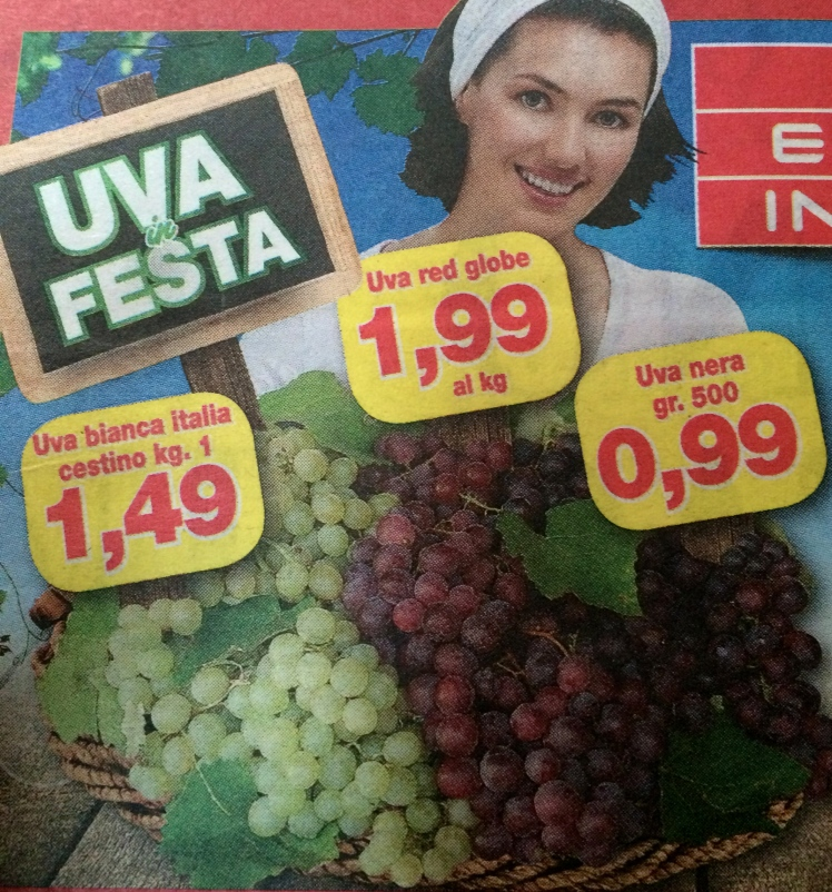 grapes price