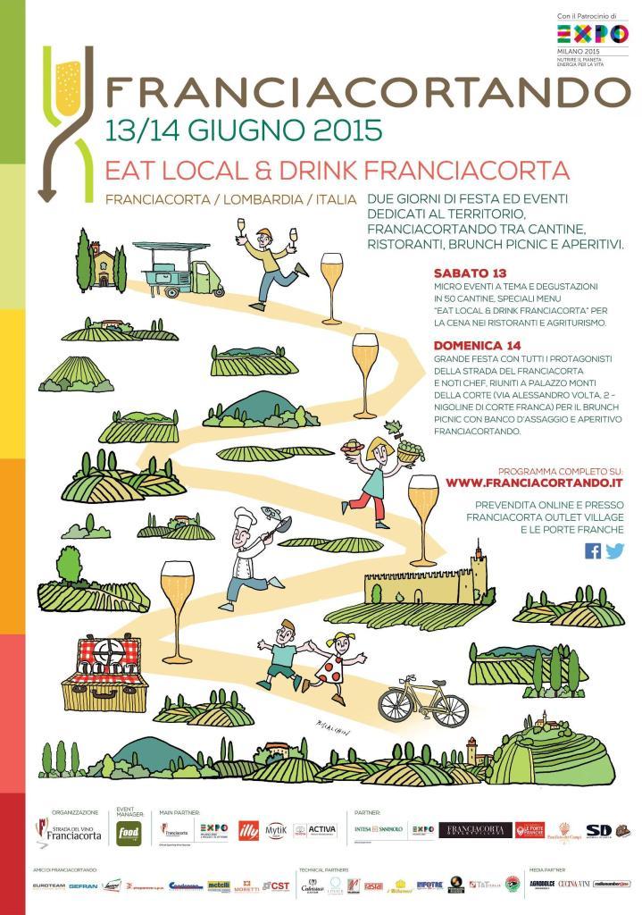 locandina franciacortando