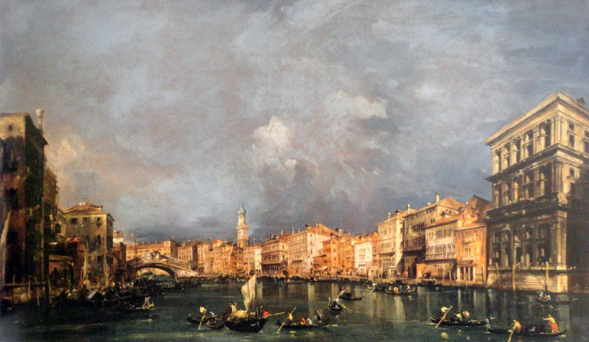 A gennaio 2016 i Vedutisti veneziani a Brescia