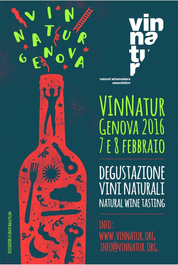 VinNatur genova 7 e 8 febbraio 2016