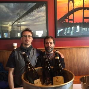 Andrea e Nico_bottiglie