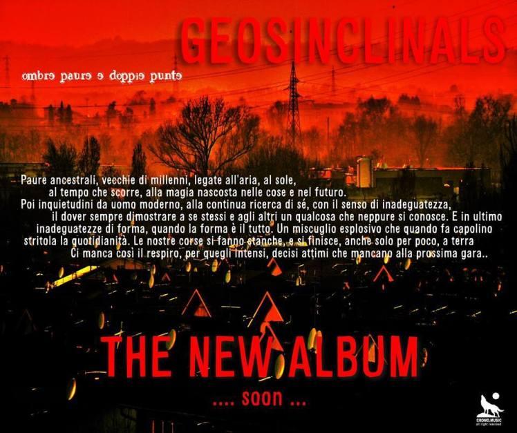 Album Geosinclinals