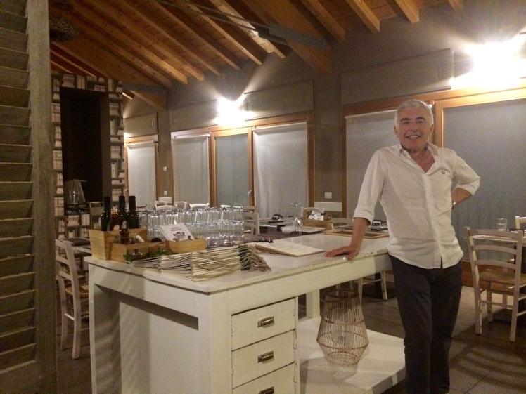 Paolo Ghidini Pizzeria al Fienile