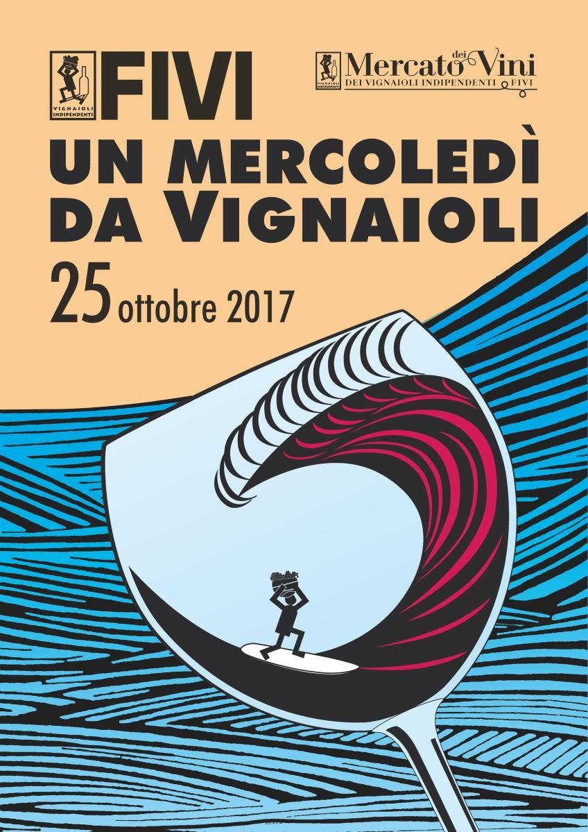 Mercoledì da Vignaioli anche a Brescia il 25 ottobre